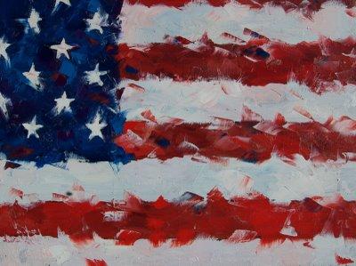 American Flag 1, 16
